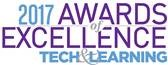 Tech & Learning Magazine 2017 Award of Excellence