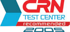 CRN Test Center Recommended
