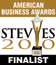 2010 Stevies American Buiness Award Finalist
