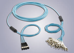 quickly customize fiber optic cable features for your ideal solution