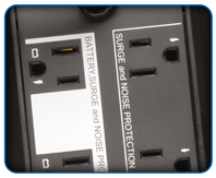 ups features surge protection