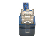 RJ45 (Male) - Up Angle