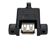 USB A (Female) - Panel Mount