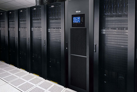 data center 3-phase UPS system