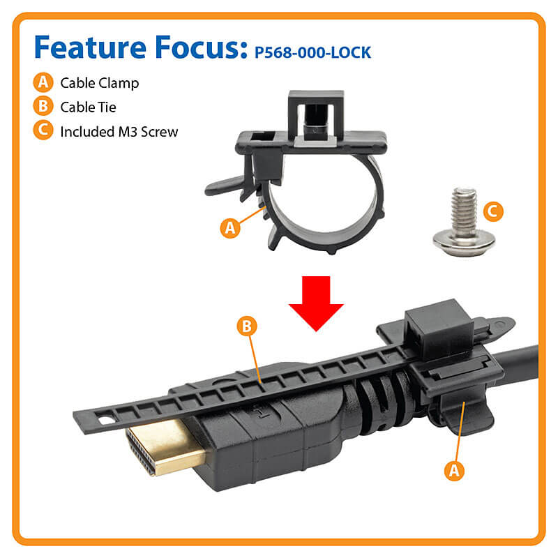 P568-000-LOCK highlights