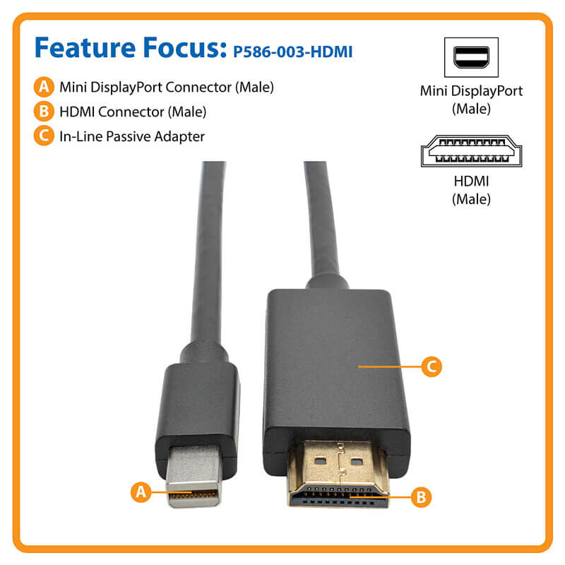 P586-003-HDMI highlights