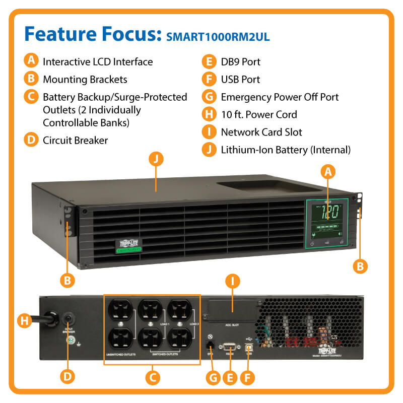 SMART1000RM2UL highlights