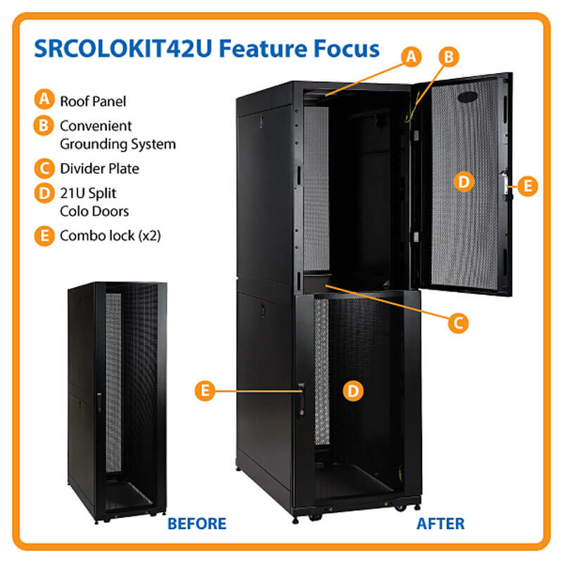 SRCOLOKIT42U highlights
