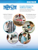 Complete Solutions for Healthcare Facilities