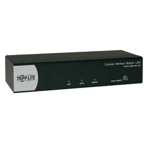 B062-002-USB front view large image | KVM Switch Accessories