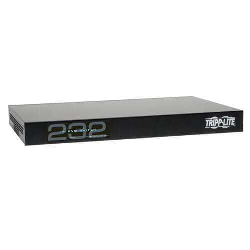 NetCommander 32 Port Cat5 IP KVM Switch 1U Rack Mount 2+1