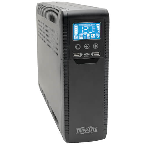 ECO1300LCD front view large image | UPS Battery Backup