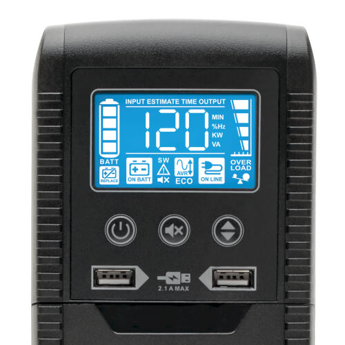 ECO1300LCD other view large image | UPS Battery Backup