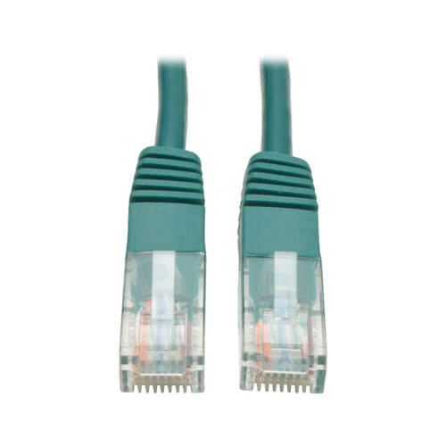 N002-001-GN front view large image | Copper Network Cables