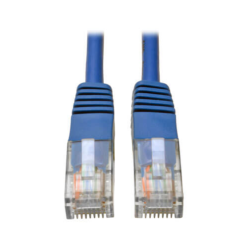 N002-005-BL front view large image | Copper Network Cables