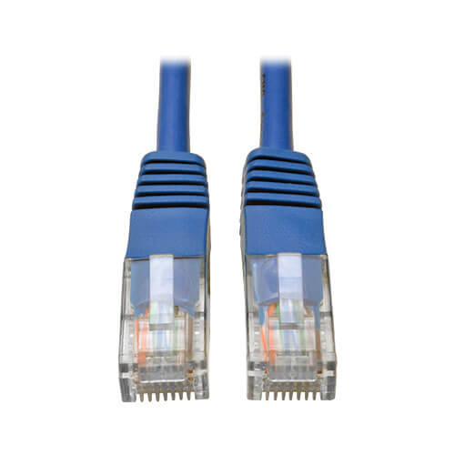 N002-075-BL front view large image | Network Cables & Adapters