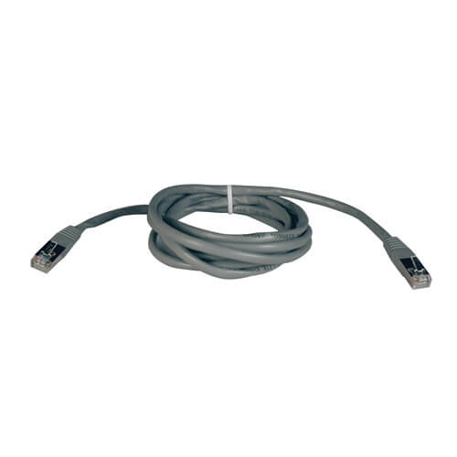 N105025GY TRIPP LITE cat5e 25ft gray patch cable molded shielded #n105-025-gy