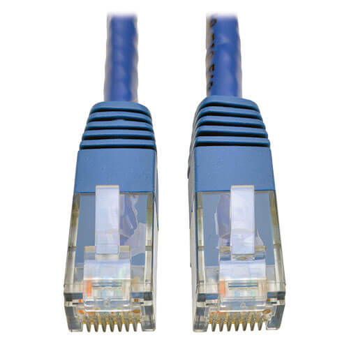N200-075-BL front view large image | Copper Network Cables