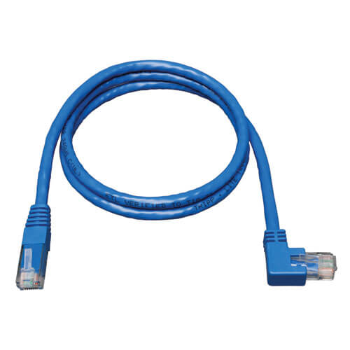 N204-003-BL-RA other view large image | Network Cables & Adapters