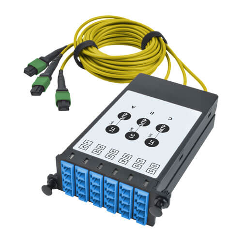 N482-3M8L12S-B other view large image | Network Panels, Jacks & Hardware