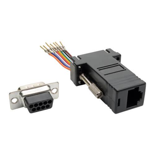 Miraculous Db9 To Rj45 Modular Serial Adapter M F Rs232 Rs422 Rs485 P440 89Fm Wiring Database Gramgelartorg
