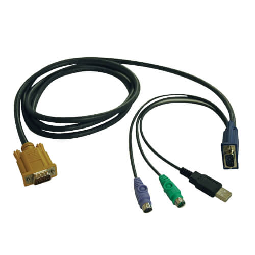 P778-010 front view large image | KVM Switch Accessories
