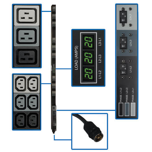 PDU3MV6H50 callout large image | Power Distribution Units (PDUs)