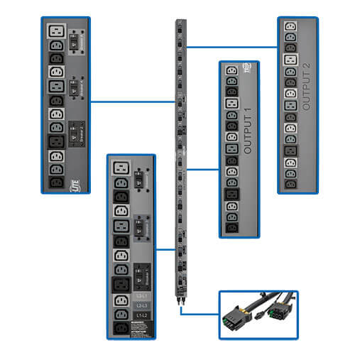 PDU3V602D354A front view large image | PDU Accessories