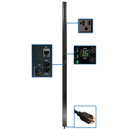 PDU3VN10L2120LV callout large image | Power Distribution Units (PDUs)