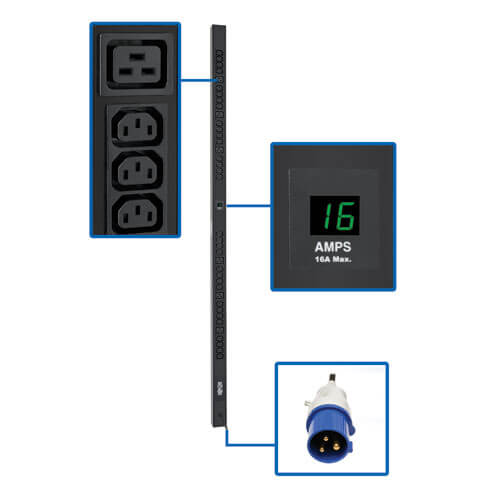PDUMV16HV callout large image | Power Distribution Units (PDUs)
