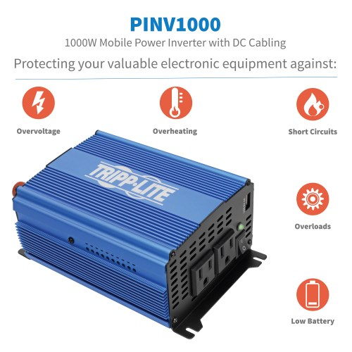 PINV1000 other view large image | Power Inverters