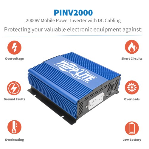 PINV2000 other view large image | Power Inverters