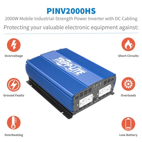 PINV2000HS other view large image | Power Inverters
