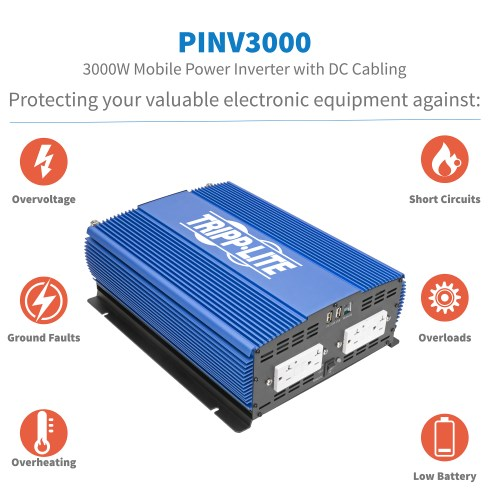 PINV3000 other view large image | Power Inverters