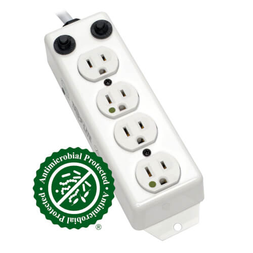 PS-407-HG-OEM front view large image | Power Strips