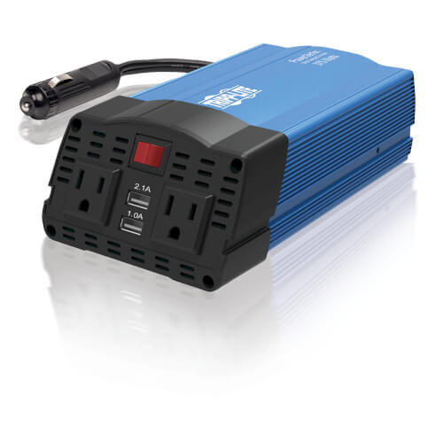 PV375USB front view large image | Power Inverters