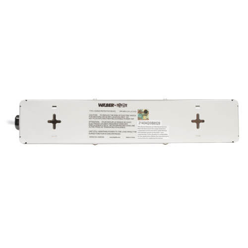 SPS610HGRA back view large image | Surge Protectors