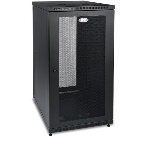Smartrack 24u Mid Depth Rack Enclosure Cabinet Tripp Lite