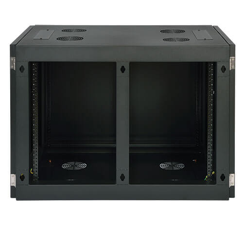 SRW12UHD back view large image | Racks & Cabinets