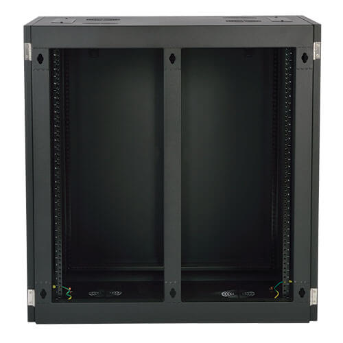 SRW18UHD back view large image | Racks & Cabinets