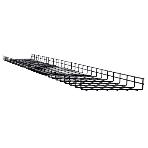 Wire Mesh Cable Tray 300 X 50 X 3000 Mm 10 Ft Qty 10 Tripp Lite