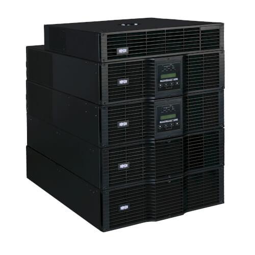 On-Line Double-Conversion UPS System 16kVA, 14U, TAA   Tripp