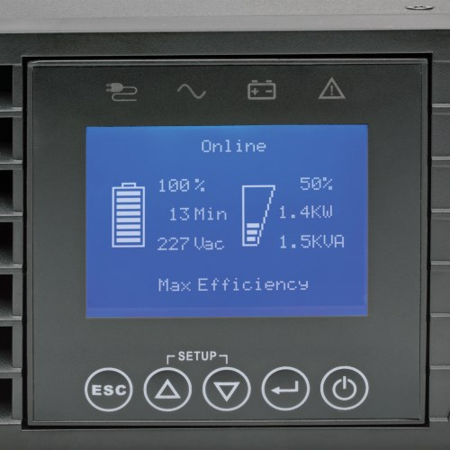 SU3000LCD2UHV other view large image | UPS Battery Backup