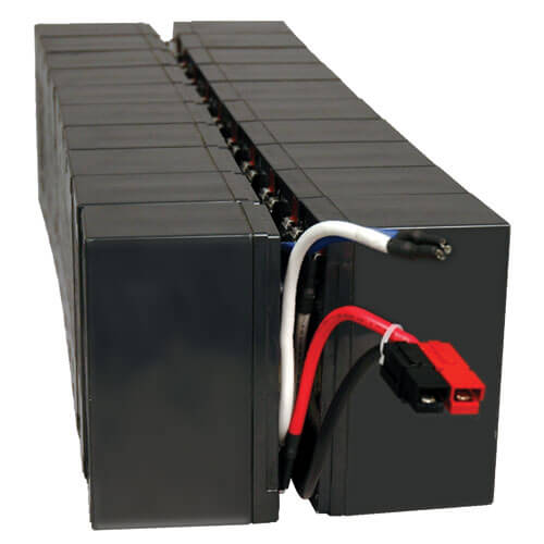 internal battery pack compatible with smartonline 20kva. Black Bedroom Furniture Sets. Home Design Ideas