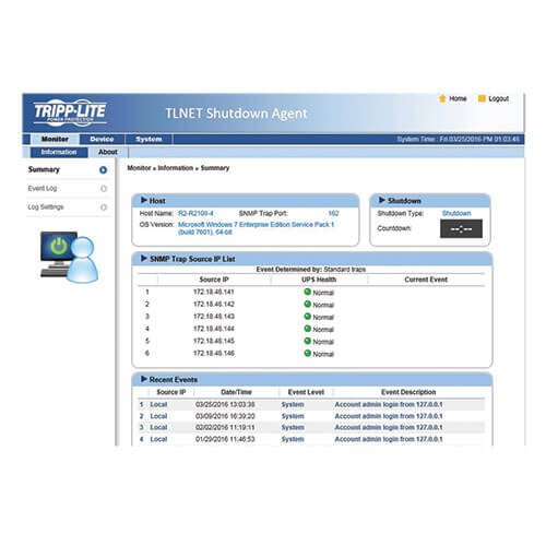 TLNETCARD other view large image | Management Hardware