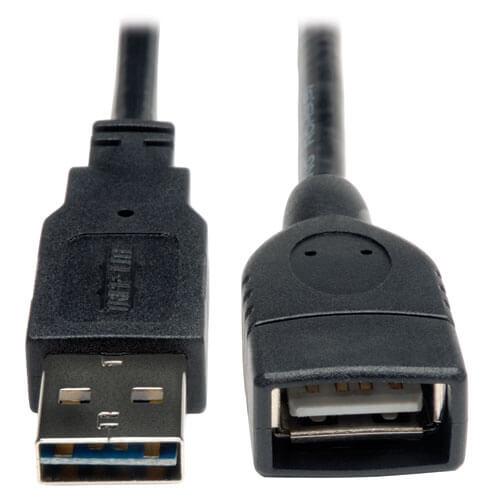 Tripp Lite U024-06N-IDC Tripp Lite USB 2.0 A Female to USB Motherboard 4-PIN
