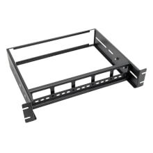 adjustable rack-mount DIN rail kit