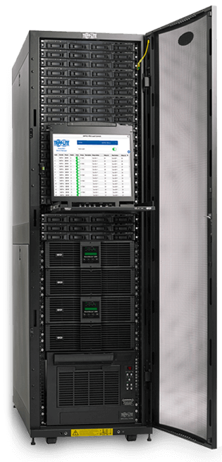 Tripp Lite EdgeReady™ micro data center