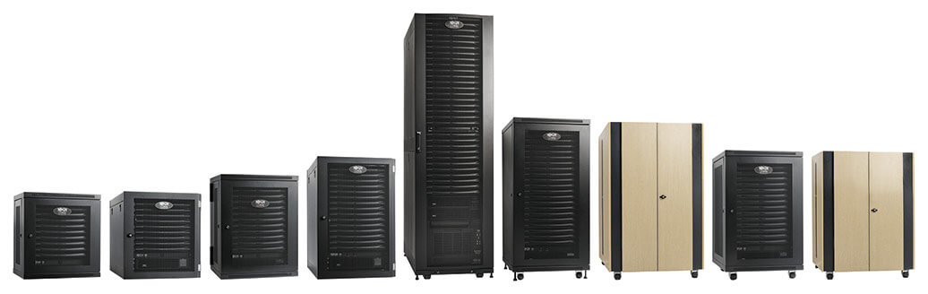 tripp lite edgeready micro data centers