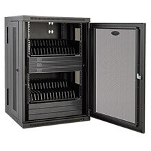 Tripp Lite Charging Stations & Carts - Floor/Wall